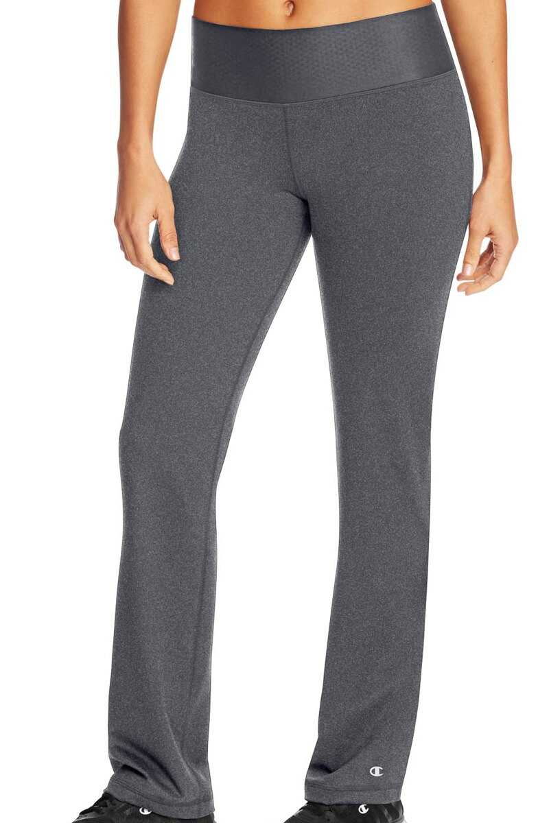 Image of Champion Absolute Semi Fit Track Pant - Granite Heather / L