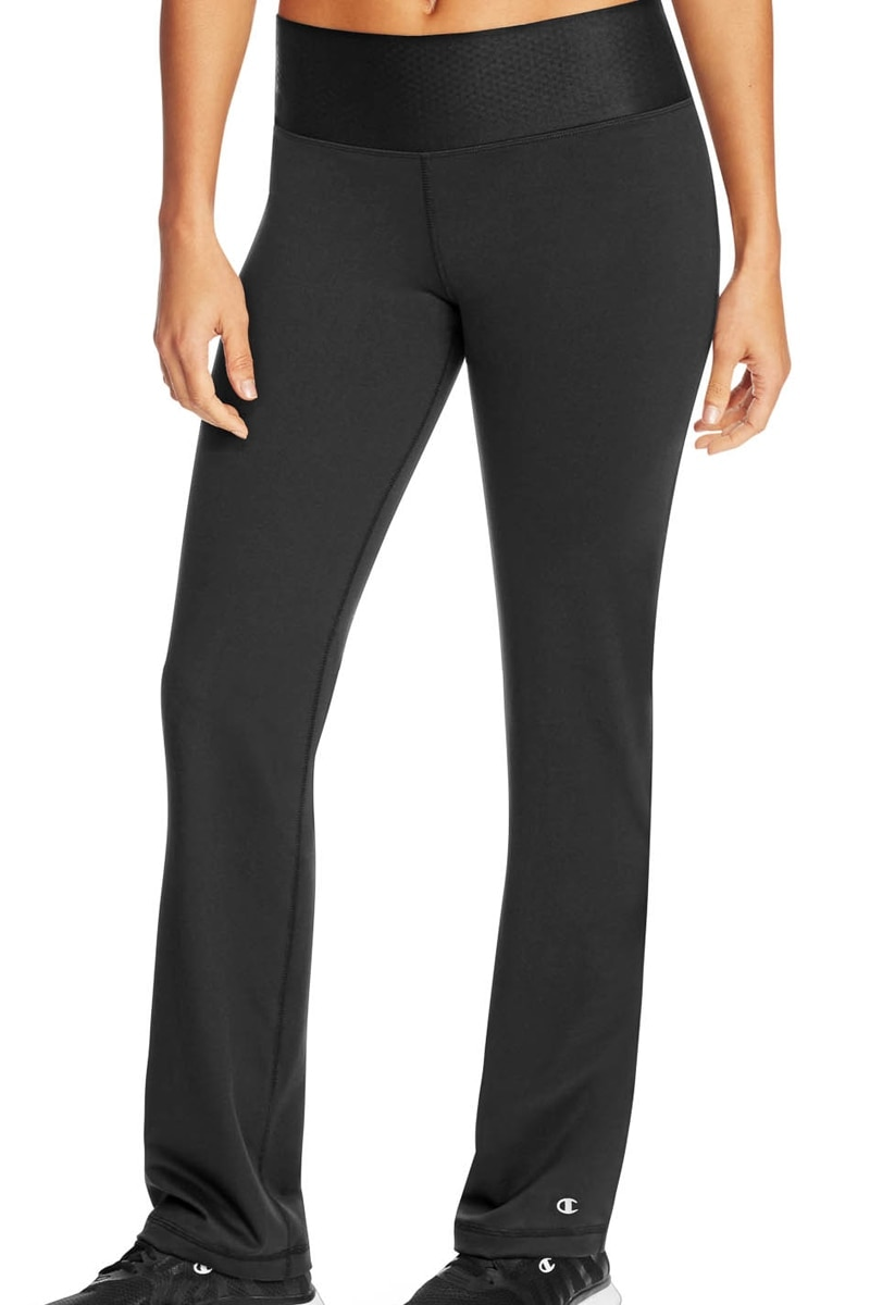 Image of Champion Absolute Semi Fit Track Pant - Black / S